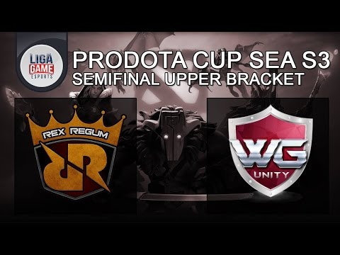 LIVE Prodota SEA #3 : RRQ (Indonesia) vs WG.Unity (Malaysia)