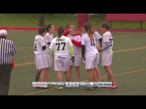 Sports en primeur - TouchFootball filles - 6 juin 2017 - finales NCSSAA
