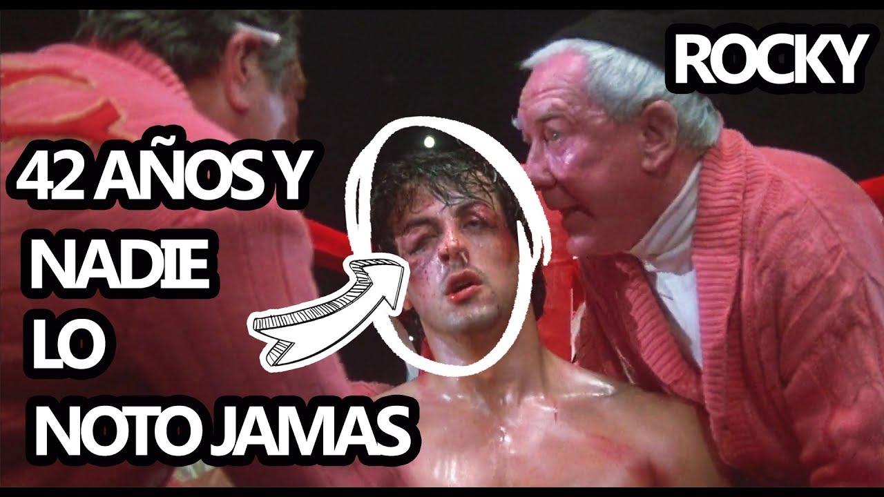 Ver 90 ERRORES y Curiosidades que no NOTASTE DE ROCKY 1976 (PELICULA BOXING SILVESTER STALLONE) en Español