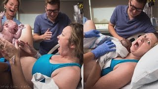 Download Mom Shocked to Deliver Baby Boy After Family's 50-Year History of Girls