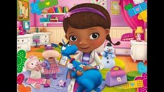 O mundo da Doutora Brinquedos Dublado em Português  - Doutora Brinquedos Salva o Brinquedos