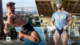 THE QUAD GUY - Julian Smith | Bodybuilding Motivation