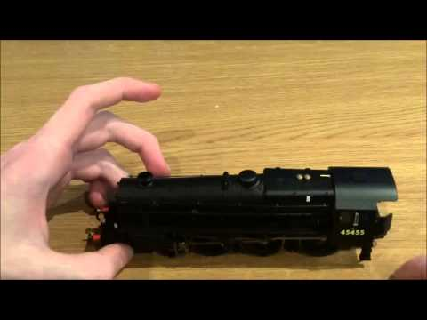 Hornby Black 5 'Super Detail' Model Review