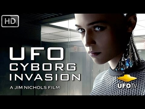 THE UFO ALIEN CYBORG INVASION