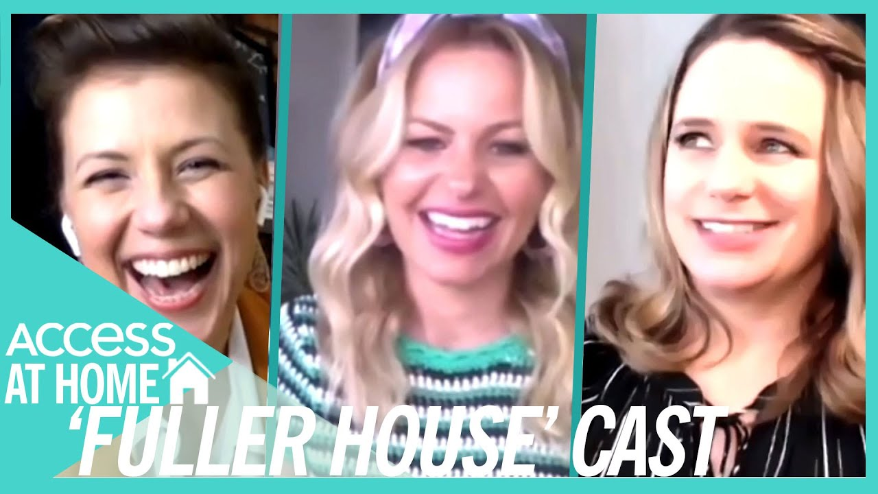 'Fuller House' Cast Tease Ending, Another Spin-off & More