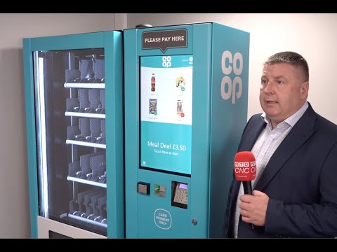 IVTS Offer Retail Vending For Manufacturing Businesses
