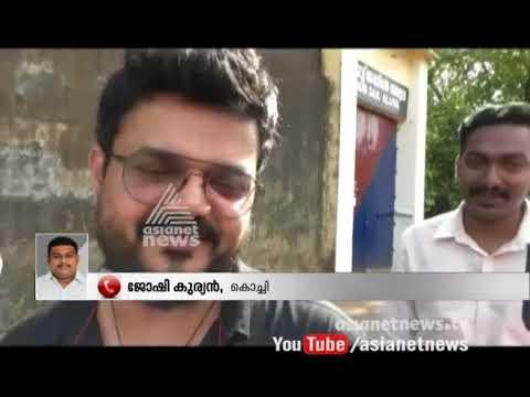 Kavya Madhavan and Meenakshi visit Dileep in jail