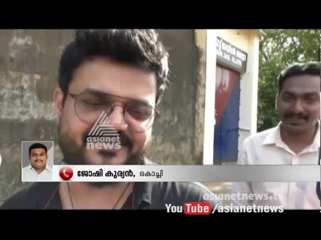 Kavya Madhavan and Meenakshi visit Dileep in jail