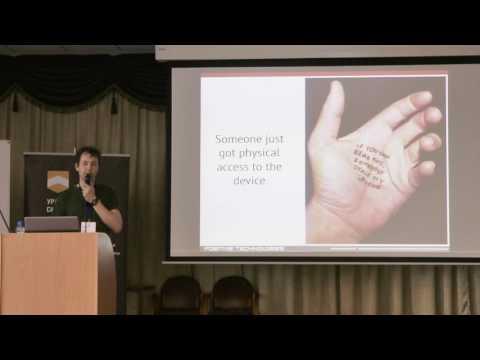 Скрытые угрозы технологических улучшений, Дмитрий Скляров (Positive Technologies)