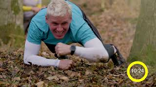 It's time for Jamie Laing's ultimate fitness challenge – connected ...
