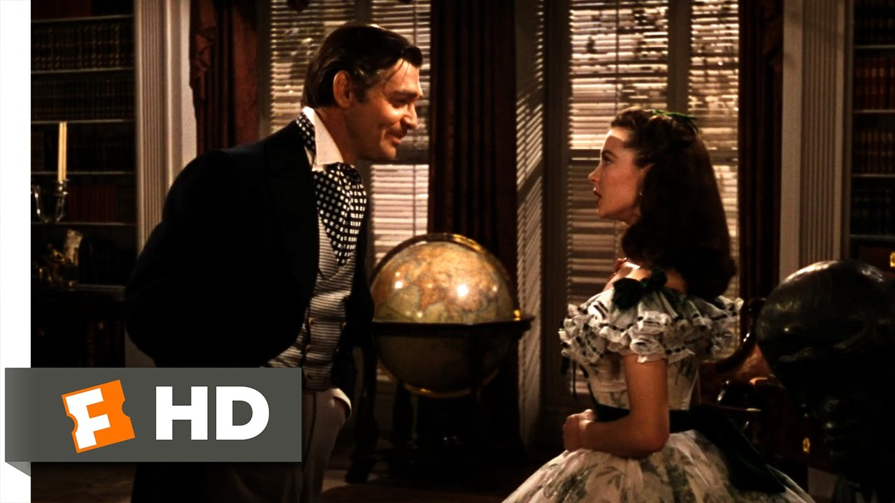 gone the wind movie clip scarlett meets rhett  gone the wind 1 6 movie clip scarlett meets rhett 1939 hd