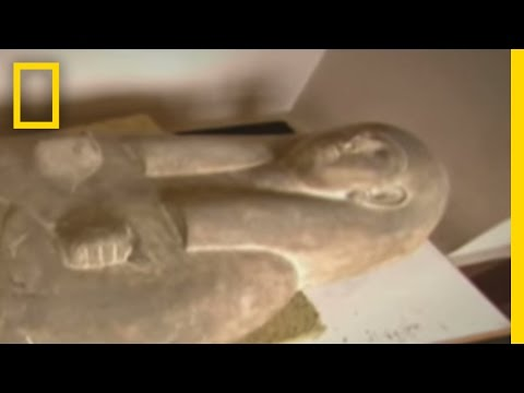 Screaming Mummy Mystery