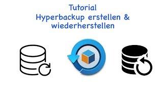➡️Tutorial⬅️ Synology Hyperbackup erstellen und DS Wiederherstellen German