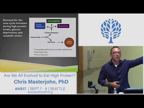 AHS17 Are We All Evolved to Eat High Protein? - Chris Masterjohn