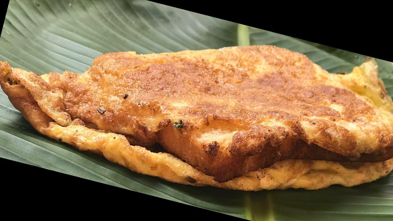 എനിക്കിഷ്ട്ടപെട്ട ബ്രഡ് ഓംലെറ്റ് |How To Make Yummy Bread ...