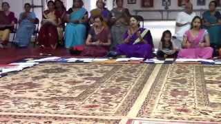 Shree Ramkabir Mandir Mahila Mandal Janmasthami Bhajan