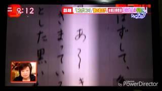 モーニングショー/水曜日郵便局の紹介