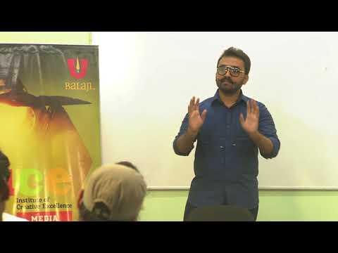 Alumni Interactive Session April 2018- Ashutosh Sharma