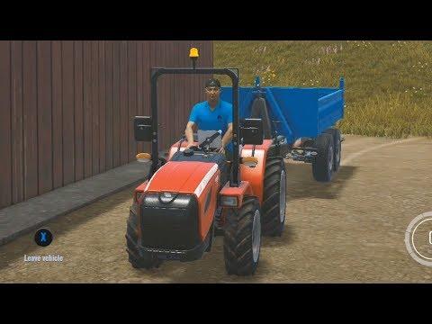 Pure Farming 2018 - McCormick 4600 - Open World Free Roam Gameplay (HD) [1080p60FPS]
