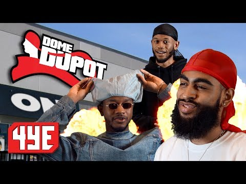 Dome Dupot: The Home of The DURAG!
