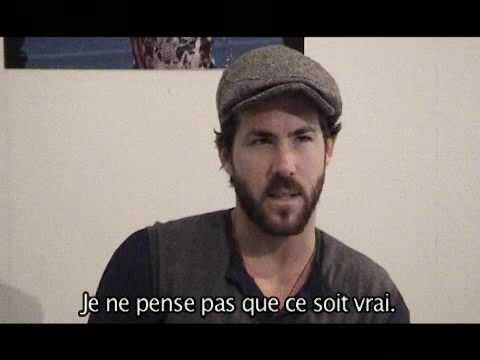 "Ryan Reynolds ""The Nines"" Interview"