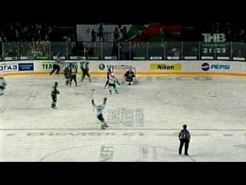 Ак Барс - Салават Юлаев, пятый матч, 02.03.2017