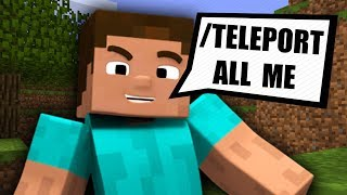 Minecraft Admin Commands Videos Minecraft Admin Commands Clips - Minecraft spieler entbannen