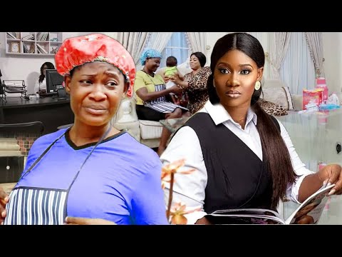 Download From House Nanny To A Managing Director Full Movie - Mercy Johnson 2020 Latest Nigerian  Movie