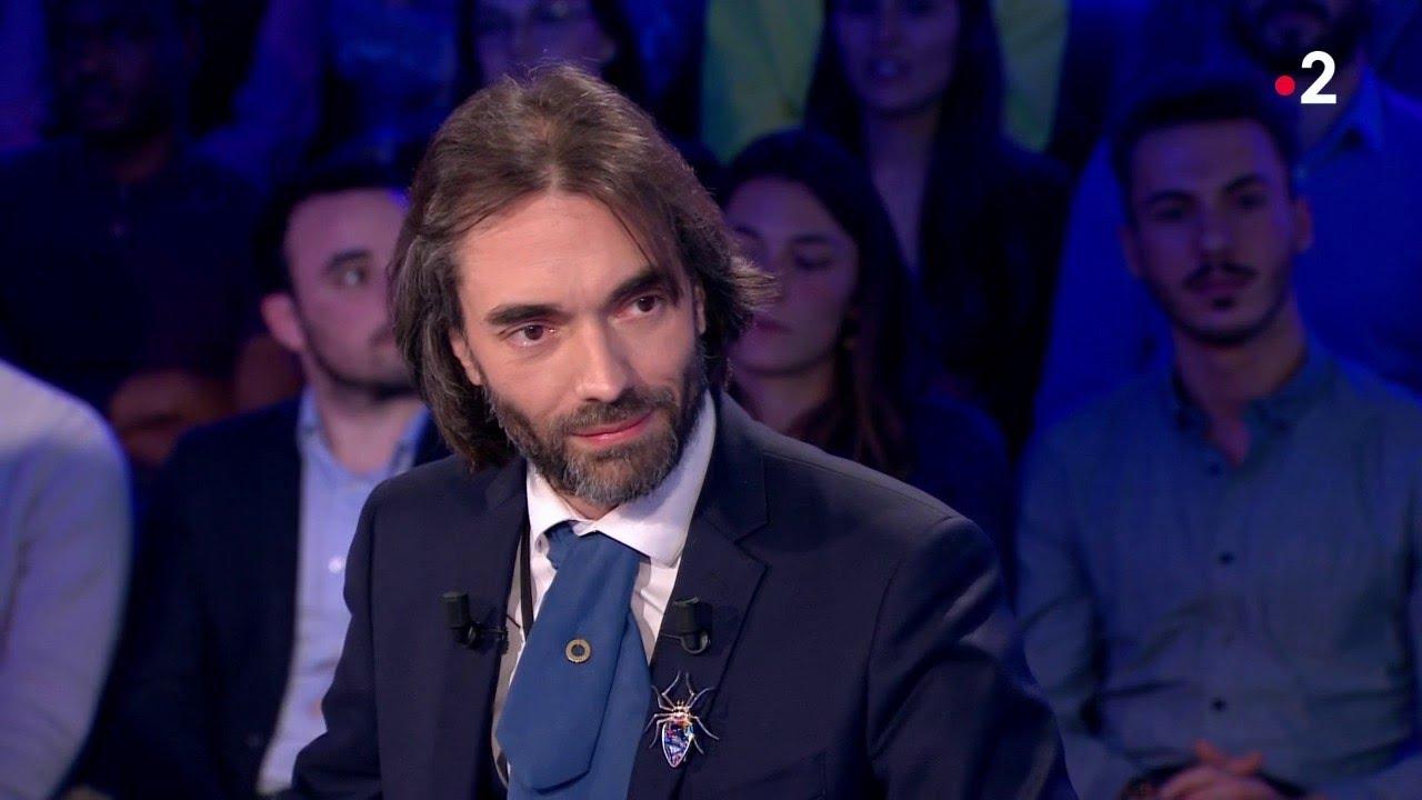 """Cédric Villani, invité de """"On n'est pas couché"""""""