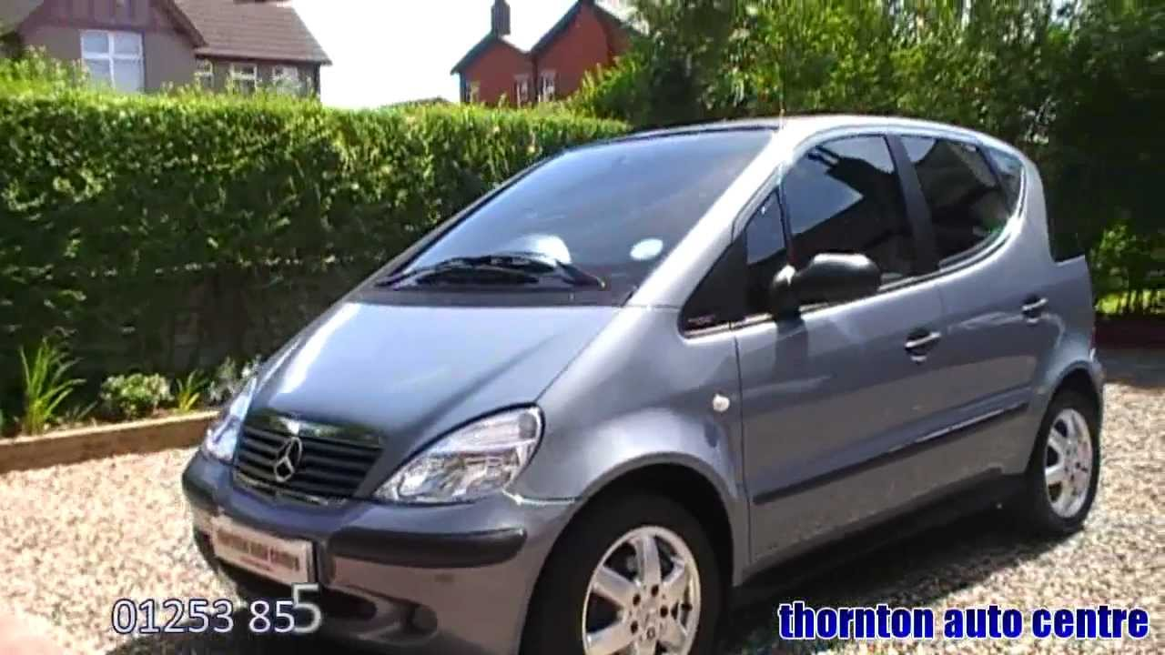 2002 mercedes a140 1 4 classic youtube. Black Bedroom Furniture Sets. Home Design Ideas