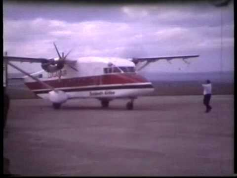Orkney Air-Show at Kirkwall (Grimsetter) Airport 1979