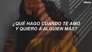 Camila Cabello - Bad Kind of Butterflies // Español