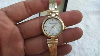 Đồng hồ Nữ Anne Klein AK/1170MPGB – Mã: W119  Lh : 0909775445