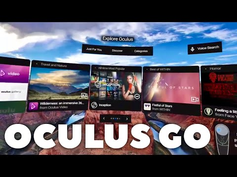 What I Love And Hate About The Oculus Go VR Headset?