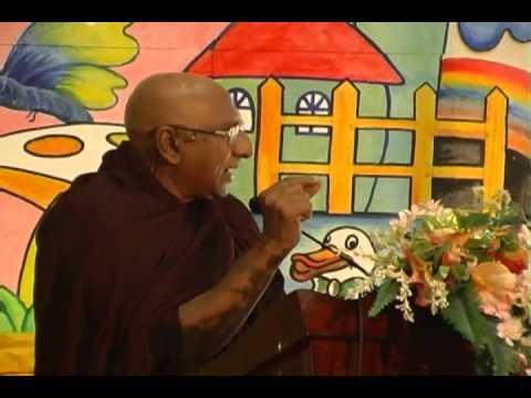Ven. Buddangala Ananda Thero's Speech