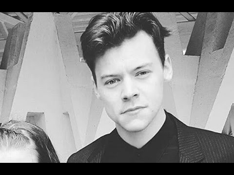 Harry Styles NEW Short Haircut - TheSalonGuy
