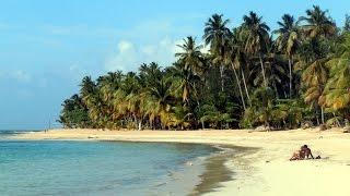 Вокруг света без виз - 7. КАРИБСКИЕ ОСТРОВА(Шанин и Олег Семичев начали карибский круиз с острова Гренада. Это независимое государство входит в Британ..., 2015-10-09T07:00:01.000Z)