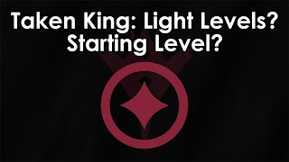 Destiny The Taken King: New Light Level System Information (sort of)