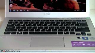 Sony VAIO T Series Ultrabook Review thumbnail