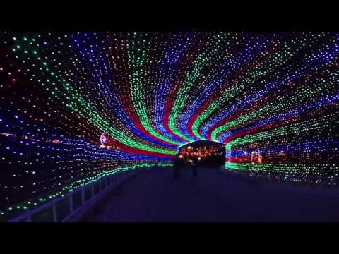 Austin, Texas -  Trail of Lights 2016
