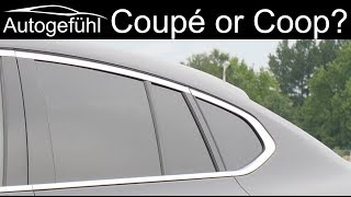 How to pronounce Coupé? Coop or Coupee? The French designer knows the pronunciation!