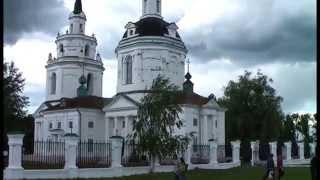 Большое Болдино - церковь Успения Пресвятой Богородицы