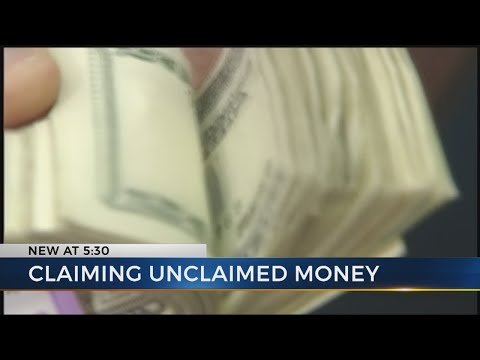 Record Amount Of Unclaimed Money Returned By State
