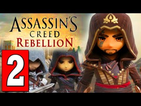 Assassin's Creed Rebellion - Gameplay Part 2 CRAFTING GEAR ...