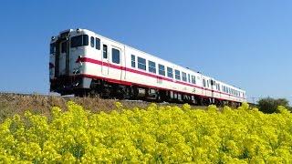 JR大湊線、キハ100系、キハ40系、HB-E300系(2016/05/08) 有戸駅~吹越駅間/吹越駅~陸奥横浜駅間