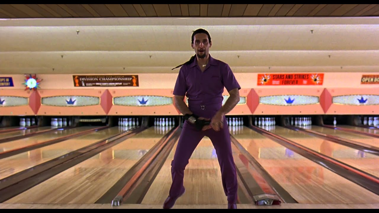 the language in the big lebowski The big lebowski [1998] [r] - 5510 | is it ok for children  language 10 -  about 240 f-words, many scatological references, many anatomical references,.