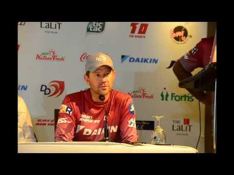 IPL 2018: Ricky Ponting Addresses Media at Delhi Daredevils Press Conference in New Delhi | IPL 11