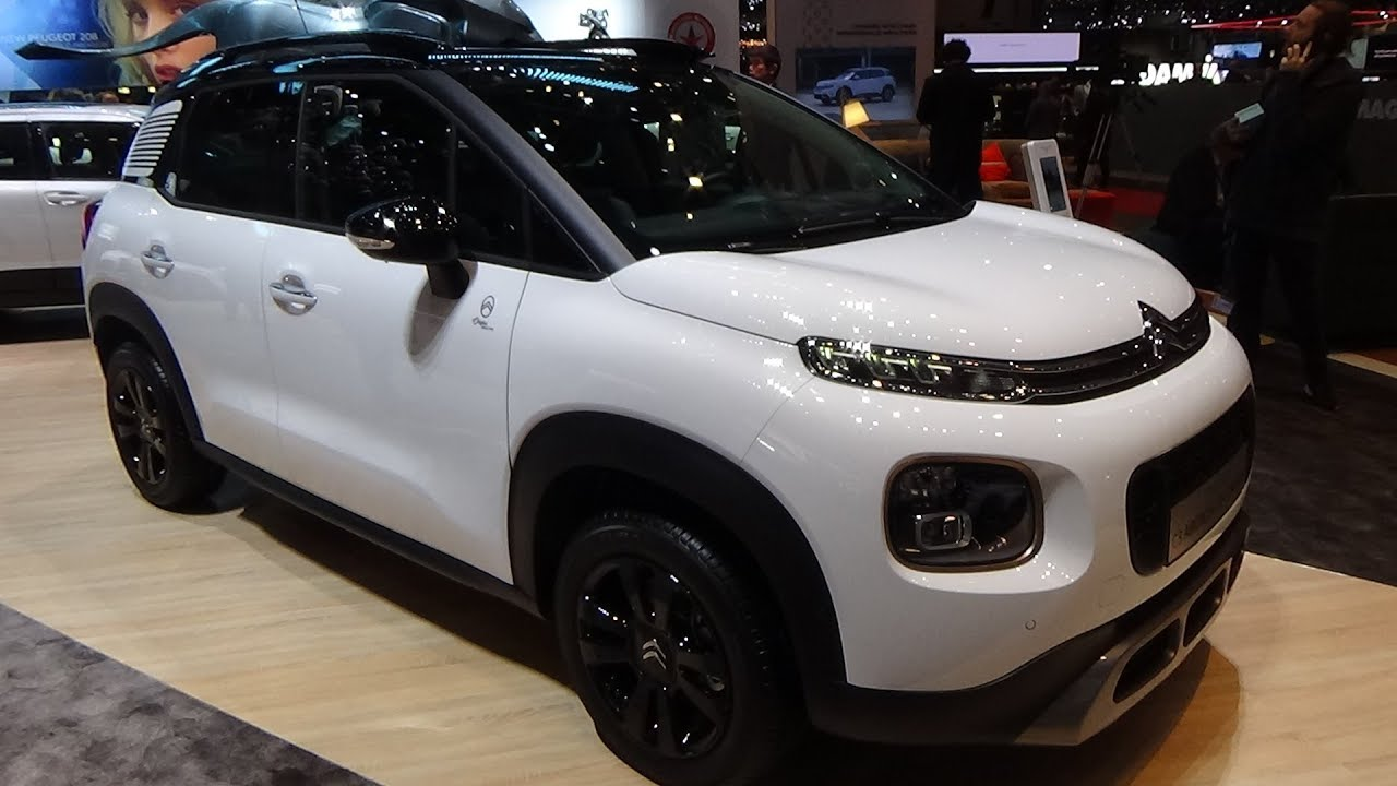 citroen c3 aircross 2019 test