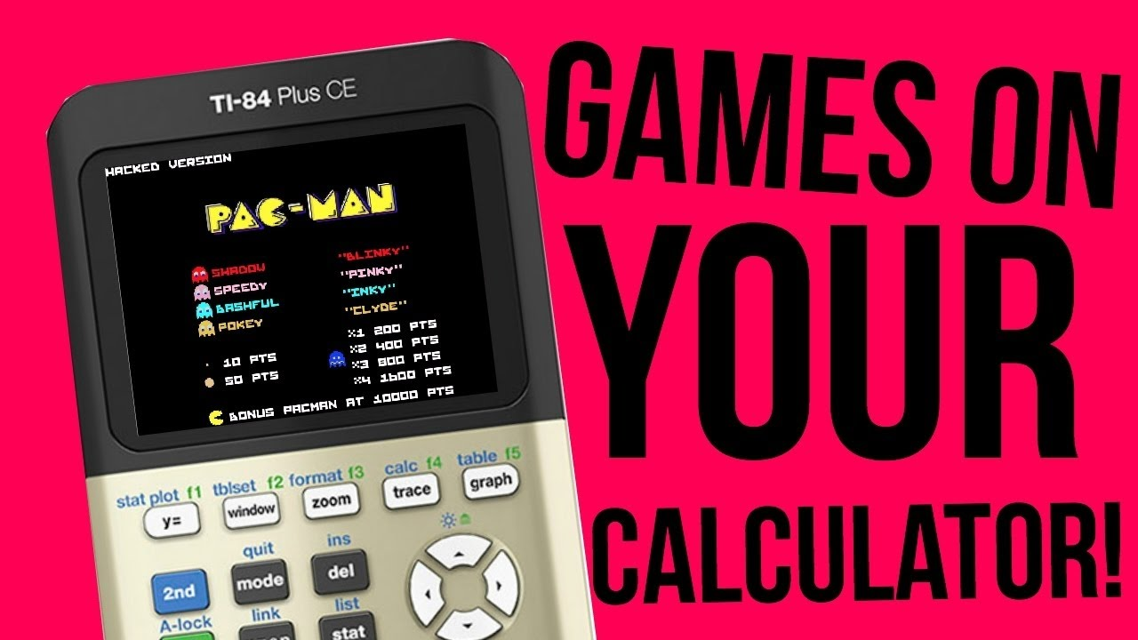 Play Games On Ti 84 Plus Ce | Wajigame co