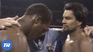 Roberto Duran vs Davey Moore | FREE FIGHT ON THIS DAY